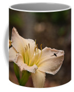 Lily With Fly Coffee Mug