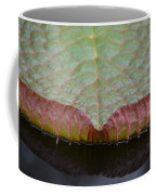 Lilypad Abstract Coffee Mug