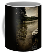 Lilypads In The Lake Coffee Mug