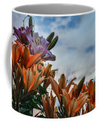 Lilys At La Fonda Coffee Mug