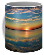 Lima Ohio Sunset Coffee Mug