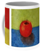 Lime Apple Lemon Coffee Mug by Michelle Calkins