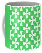 Lime Twirl Coffee Mug
