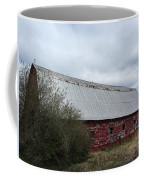 Limestone County Red Barn Coffee Mug
