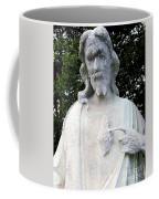 Limestone Jesus Coffee Mug