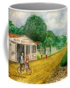 Limon Costa Rica Coffee Mug