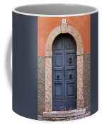 Limone Door Coffee Mug