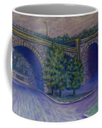 Lincoln Ave Bridge Pittsburgh Coffee Mug
