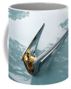 Lincoln Capri Hood Ornament Coffee Mug