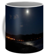 Lincoln City Moonlight Coffee Mug