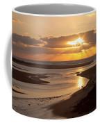 Lincoln City Sunset Coffee Mug by John Daly