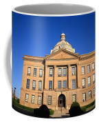 Lincoln Illinois - Courthouse Coffee Mug