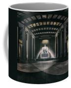 Lincoln Memorial Coffee Mug by Eduard Moldoveanu