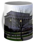 Lincoln Memorial Coffee Mug