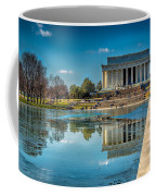 Lincoln Memorial Reflection Coffee Mug