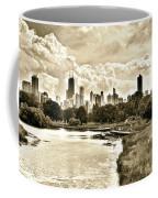 Lincoln Park View Sepia Coffee Mug