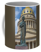 Lincoln Stands Guard Coffee Mug