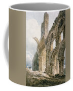Lindisfarne Abbey Coffee Mug