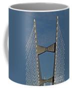 Line Design Coffee Mug