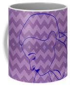 Line Drawing Coffee Mug
