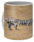 Line Em Up Coffee Mug