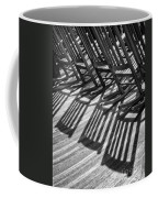 Lined Up Coffee Mug