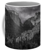 Lingering Shadows In Grey Coffee Mug