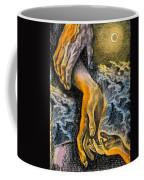 Link Coffee Mug by Leon Zernitsky