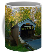 Linton Stevens Covered Bridge Coffee Mug