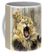 Lion 15 Coffee Mug