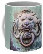 Lion And Snake Coffee Mug