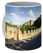 Lion Bridge At Alnwick Castle Coffee Mug