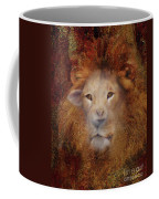 Lion Lamb Face Coffee Mug