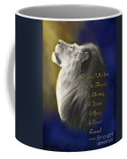 Lion Adoration Coffee Mug