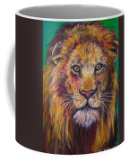 Lion Stare Coffee Mug