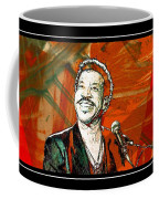 Lionel In Red Coffee Mug