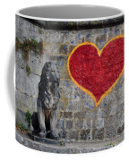 Lionheart Coffee Mug