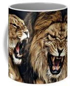 Lions Coffee Mug