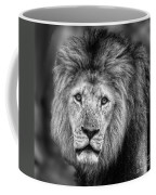 Lion's Eyes Coffee Mug