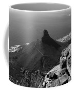 Lions Head - Cape Town - South Africa Coffee Mug