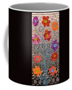 Liquid Flowers Coffee Mug