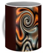 Liquid Mercury And Rust 2 Coffee Mug