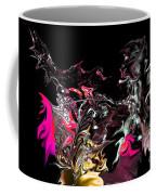 Liquid Spikes  Coffee Mug