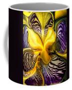 Liquified Orchid Coffee Mug