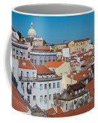 Lisbon Alfama District Coffee Mug