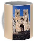 Lisbon Cathedral In Portugal Coffee Mug