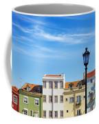 Lisbon Houses Coffee Mug