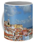 Lisbon Portugal Coffee Mug