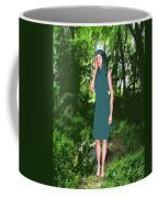 Listening To The Silence 3 Coffee Mug