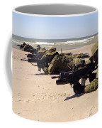 Lithuanian Special Forces Members Lie Coffee Mug
